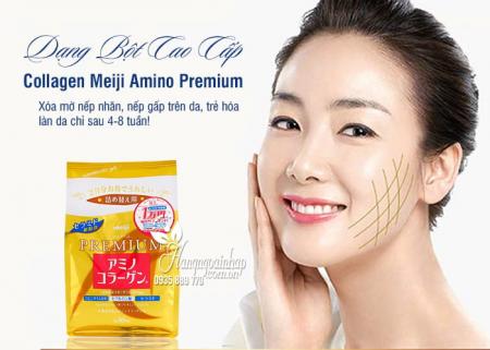 Collagen Meiji Dạng Bột Của Nhật - Meiji Amino Collagen 3